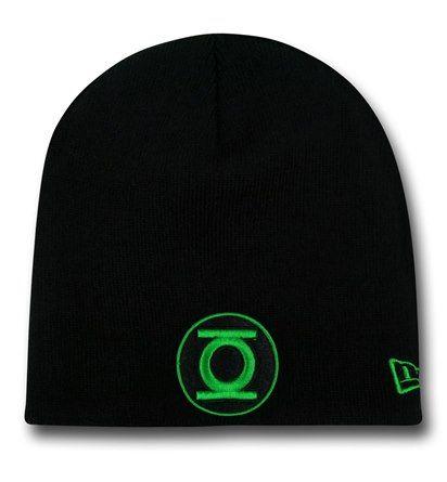 Green Lantern Symbol Toque Beanie Green Lantern Symbol Green Lantern Toque