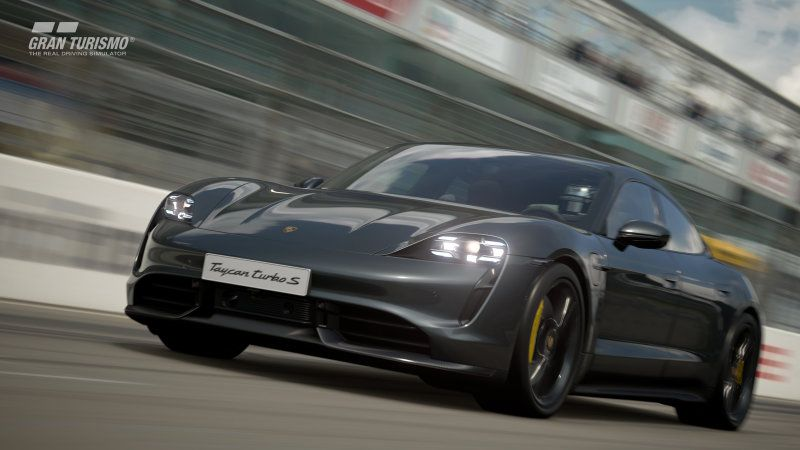 Gran Turismo Sport Cars >> 2020 Porsche Taycan Is Coming To Gt Sport In October