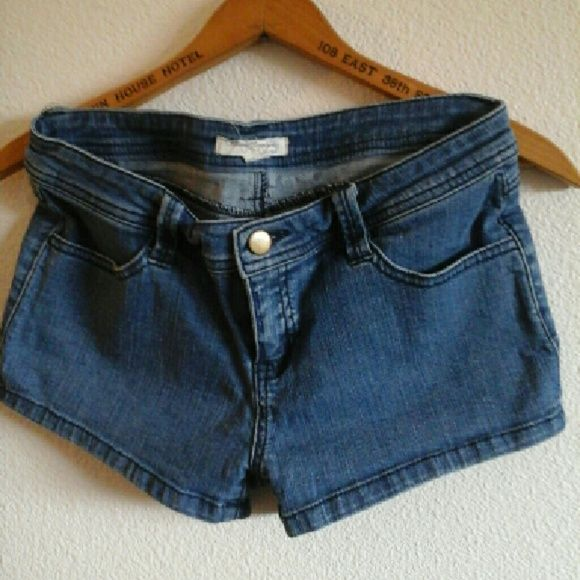 Forever21 Boutique  denim sorts Worn a couple times, never tumble dried. Forever 21 Shorts Jean Shorts