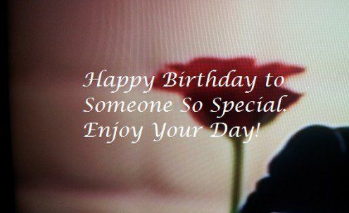 Birthday Wishes for a Special Person EMMANUEL TROPNAS - sample happy birthday email