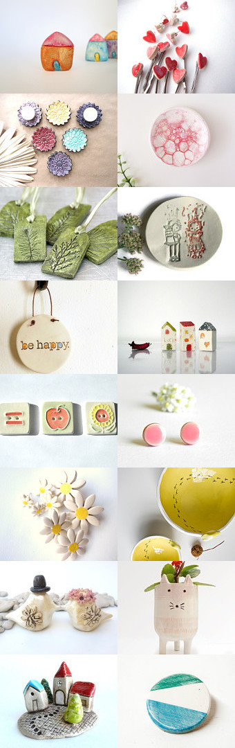 ✿ ceramics: beauty forged by fire ✿ by Koren Kwan on Etsy--Pinned with TreasuryPin.com