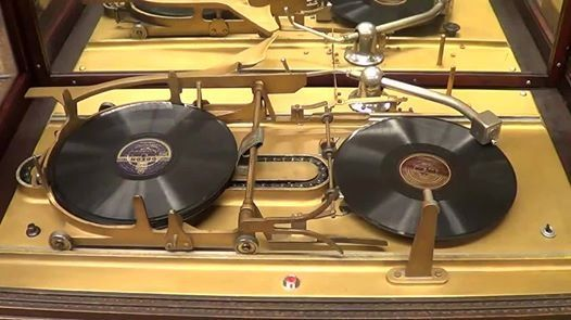 78 Rpm Flip Over Automatic Record Changer Record Player