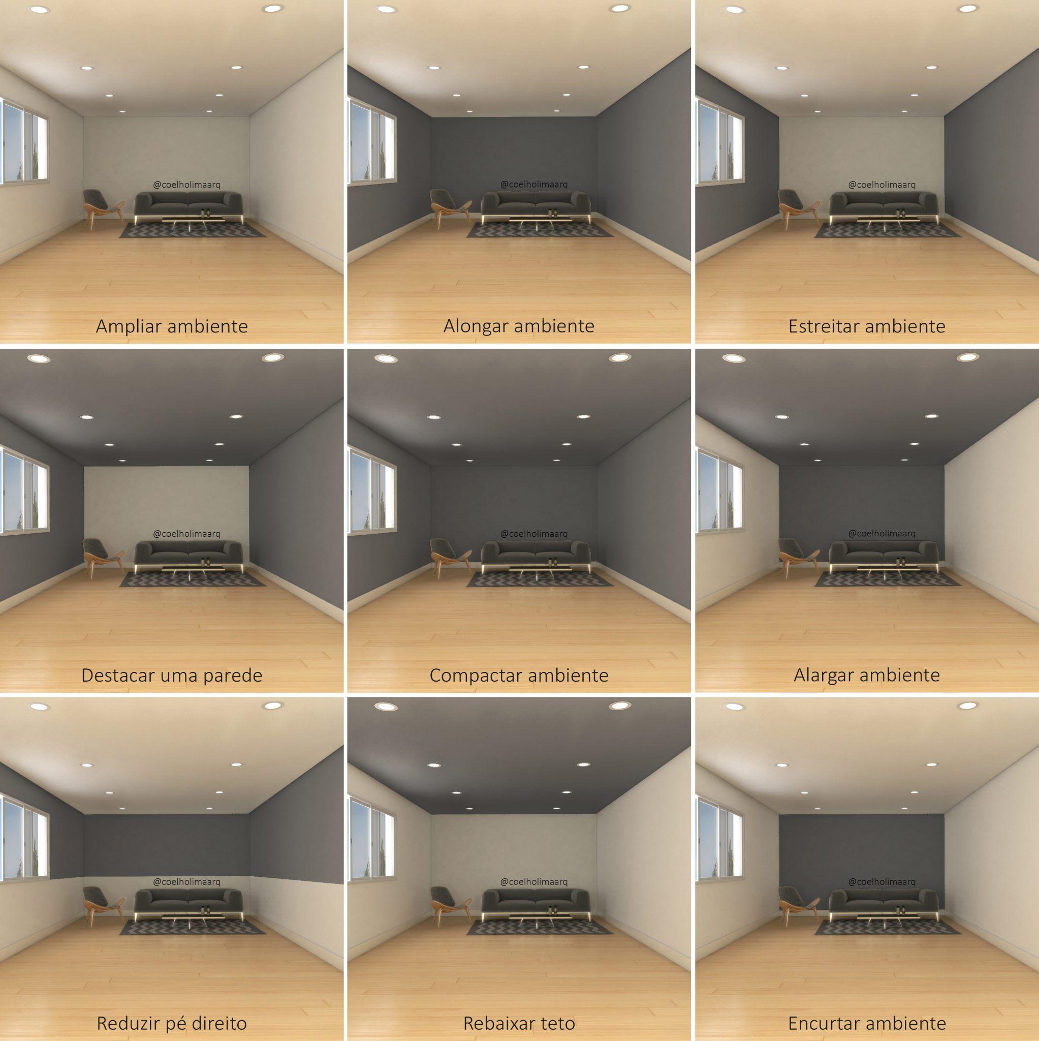 Pintura X Sensacao Remodelacao Da Casa Interiores De Casas Sala De Design De Interiores