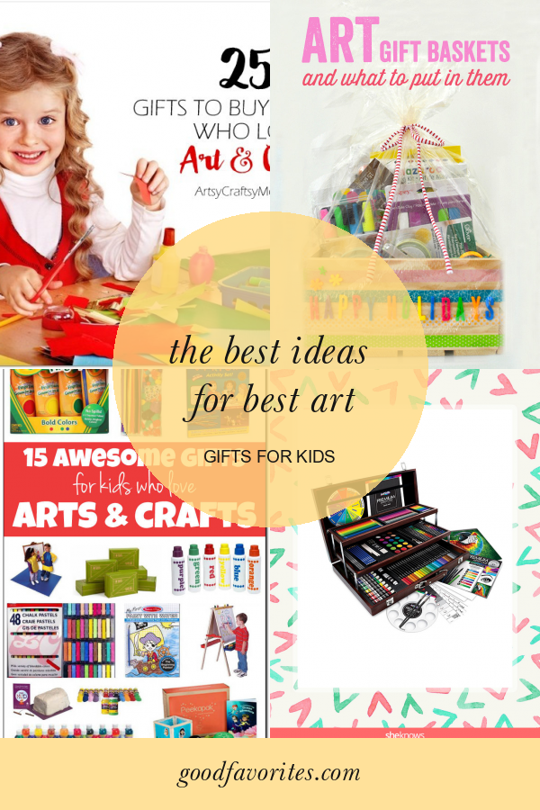 The Best Ideas for Best Art Gifts for Kids #best #art #gifts #for #kids #GiftsforKids #bestartgiftsforkids