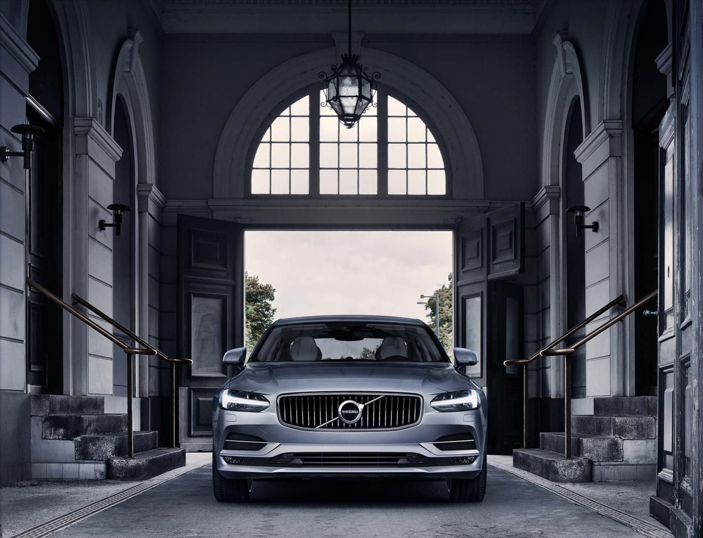 Volvo Cars Photo shoot All new Volvo S90 Volvo s90