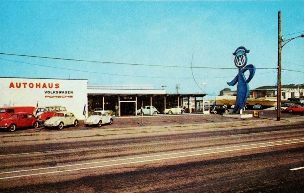 Autohaus VolkswagenPorsche, WA Vw dealership