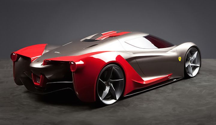 12 Ferrari Concept Cars That Preview The Future Of The Brand