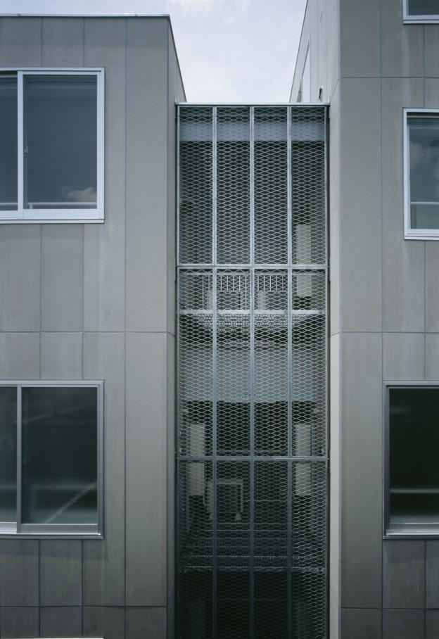 BUILDING K ryuji fujimura architects mooponto
