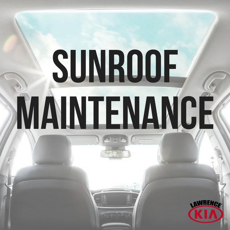 Common car sunroof problems and sunroof maintenance | Kia