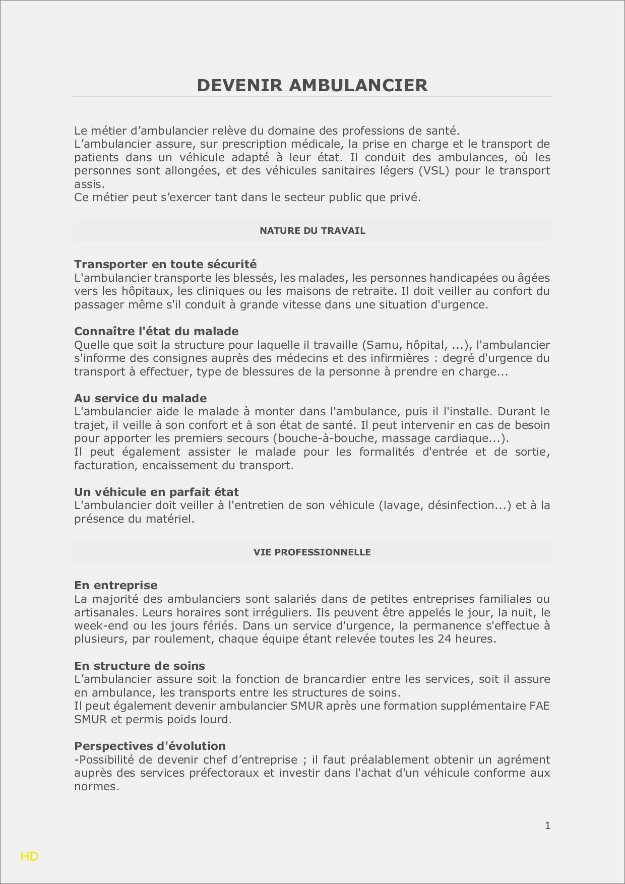 Lettre De Motivation Pour Bts En Alternance Transport ...