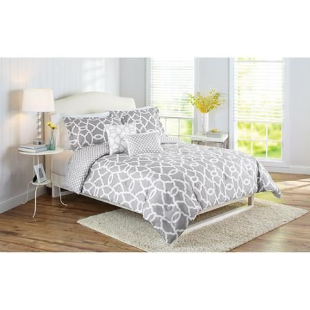 Better homes gardens full or queen irongate comforter - Better homes and gardens comforter sets ...