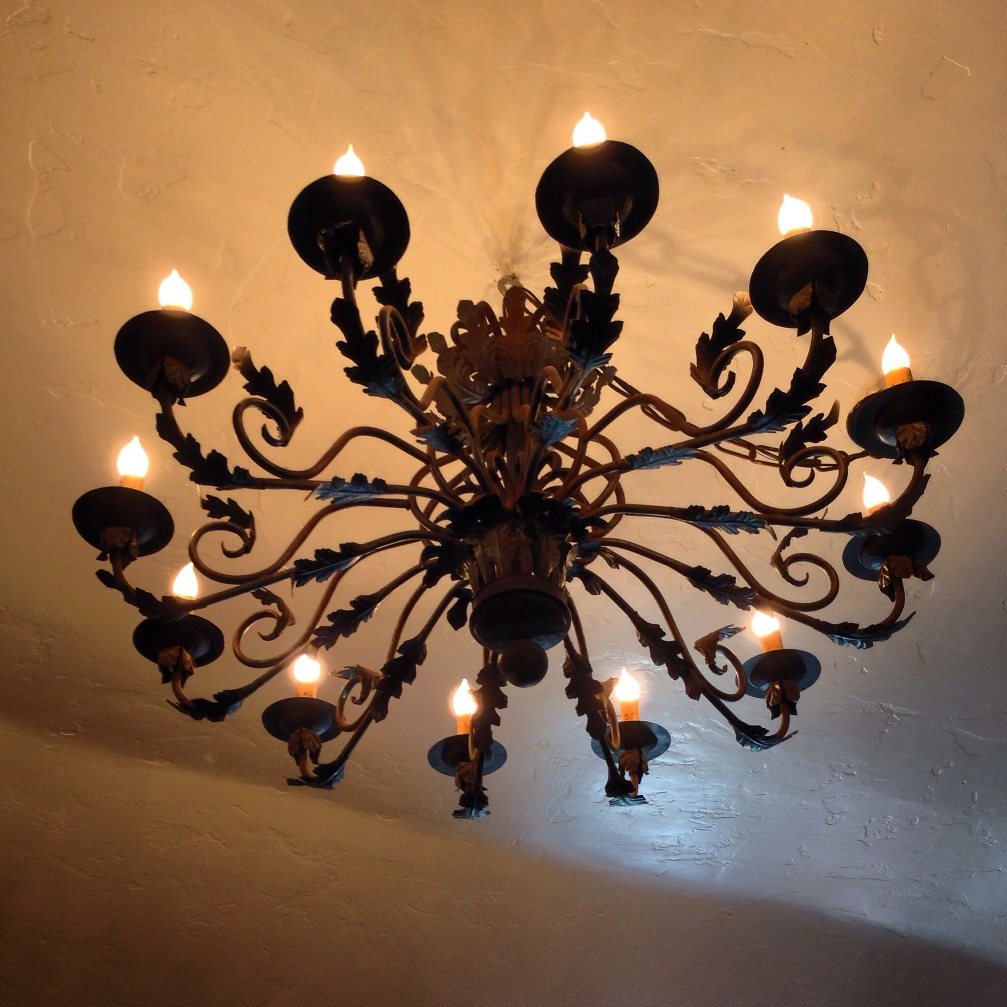 chandelier spanish garden inn santa barbara | Travel | Pinterest ...