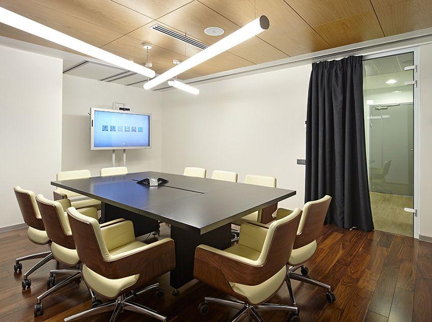 ПРОЕКТЫ > QTECH - OfficeNEXT: Офисы нового поколения