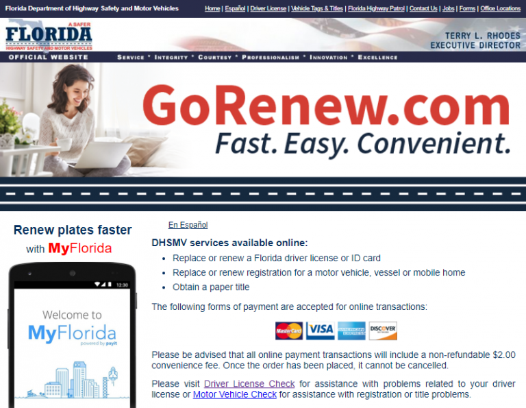 Single Post Motor Car Online Insurance Broward County