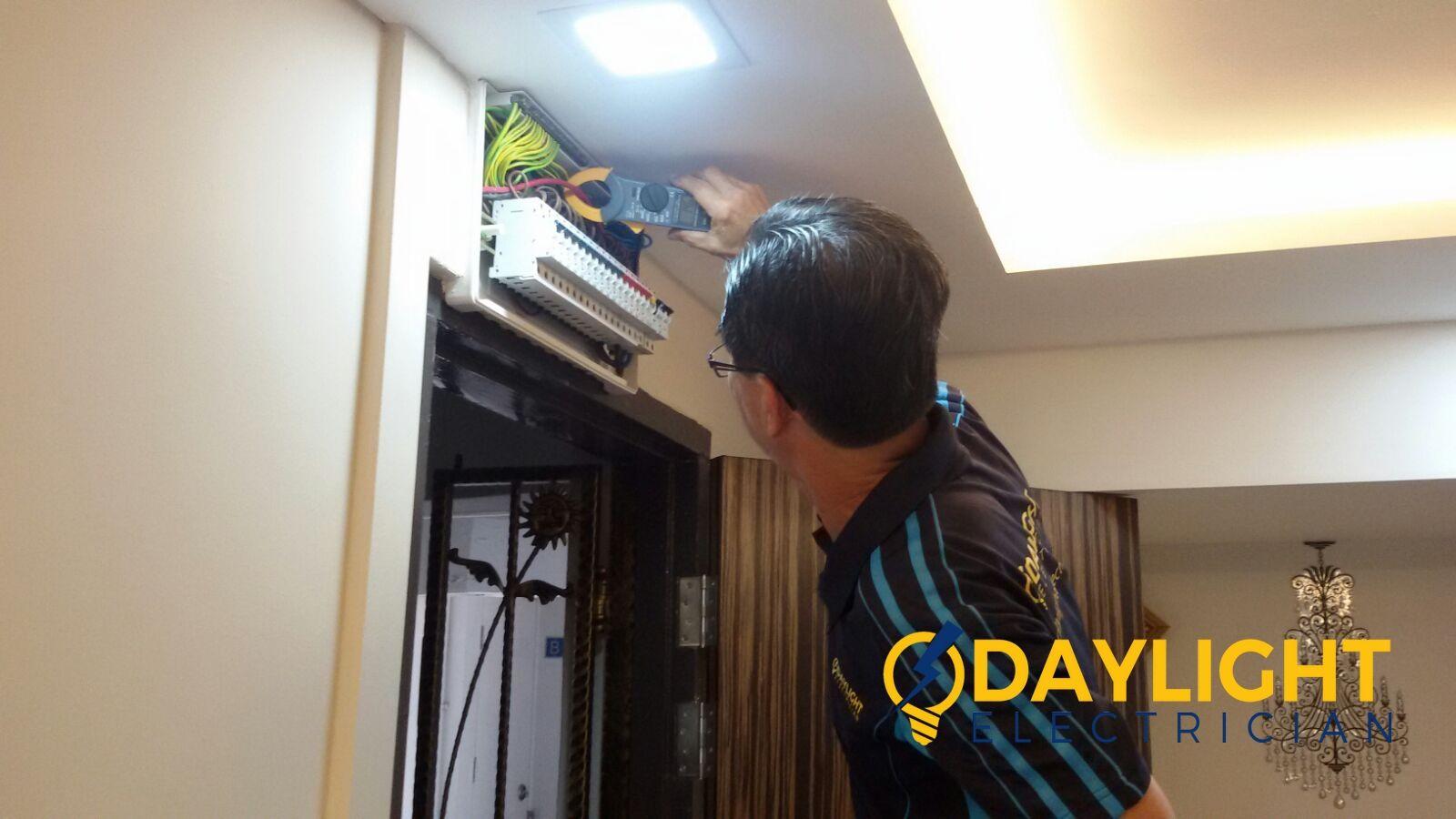Troubleshooting Repair Distribution Board Db Box Electrician
