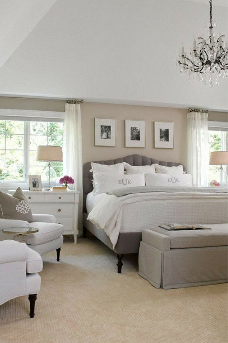 12 Farmhouse Bedroom Grey Paint Ideas Home Decor Master Bedrooms Decor Small Master Bedroom Home Decor Bedroom