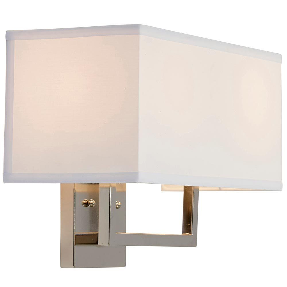 Modern Contemporary Wall Shade Sconce Rectangular Light With Square Lines A Lighting With Led Bulbs Include Lighting Ceiling Fans Rectangular Light Sconces