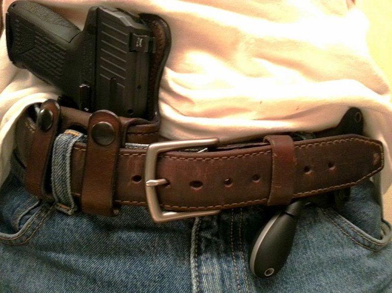 best ccw belt