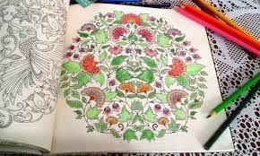 Resultado de imagem para jardim secreto livro colorir para imprimir