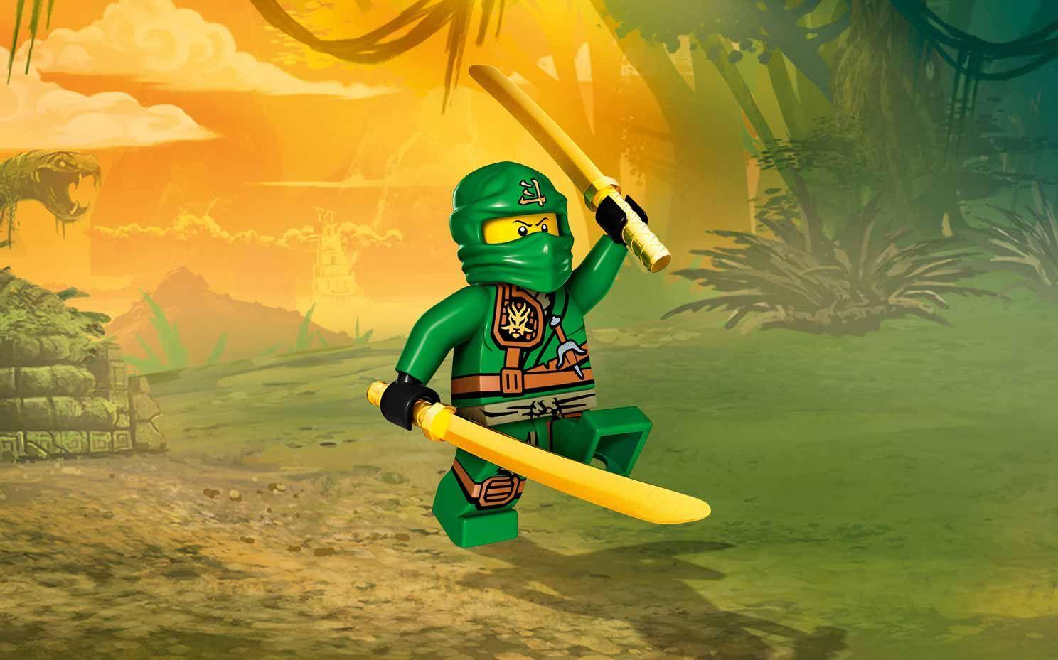 Lloyd characters ninjago anaconda victor - Ninjago lloyd ...