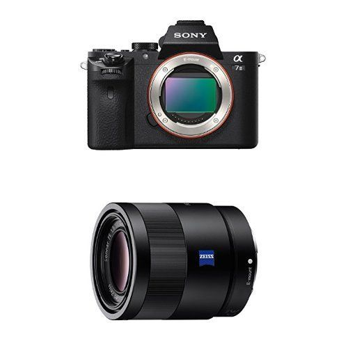 Sony Alpha a7II Mirrorless Digital Camera Body 55mm F18 Full Frame ...