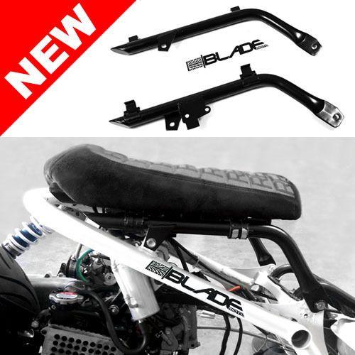 Blade Moto Zangetsu Ultra Low Seat Bar/Frame For Honda Ruckus Free ...