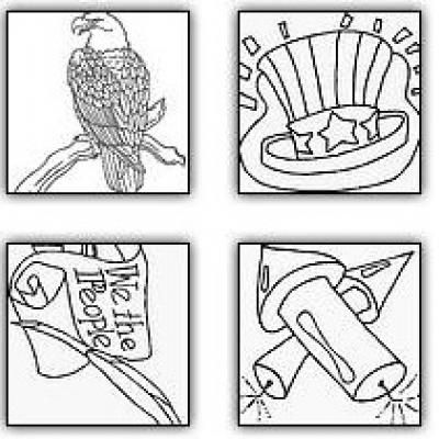 Printable Patriotic Coloring Pages | Craft Ideas | Coloring pages ...