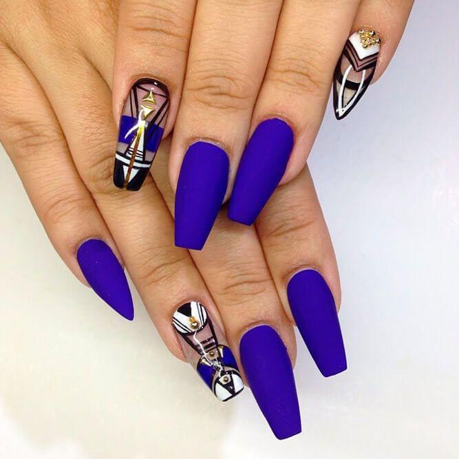50 Super Sarg Nagel Designs, Die Sie Für Flip 50 Super Sarg Nagel Designs, die Sie für Flip Nail Ideas nail ideas royal blue