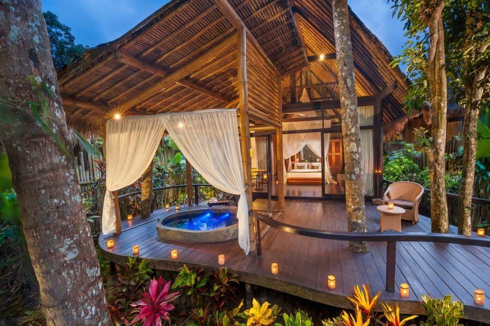 4 Day Healing Retreat Rejuvenate, Replenish & Align in Bali | Bali retreat, Tree house, Bali