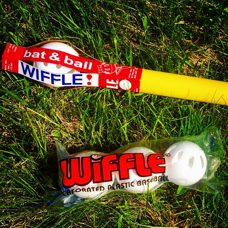 Backyard Nuts & Bolts #wiffle #wiffleball #wiffleballinc