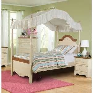 1970s french provincial canopy bed ... Mine was White with thin gold accents NOT & 1970s french provincial canopy bed ... Mine was White with thin ...