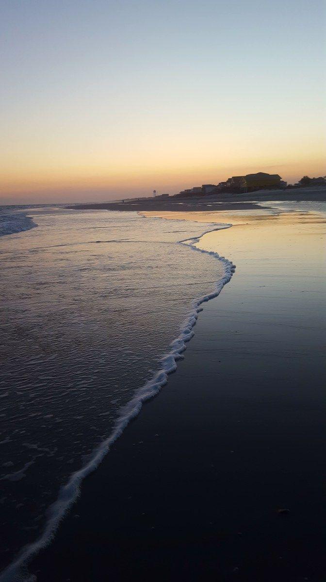 My Mini-Vacation: Holden Beach, NC 🌊🌊🌊 | Beach trip, Beach