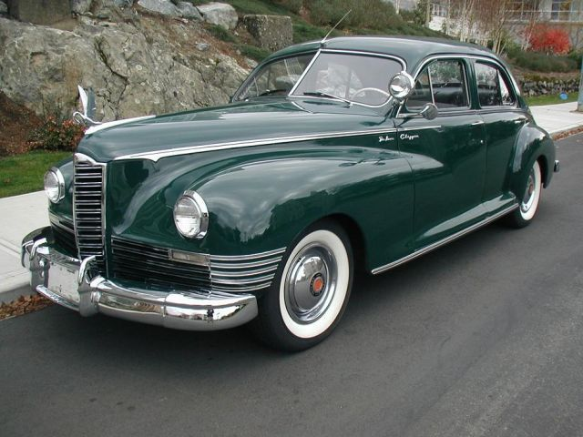 Rare Mint Condition Packard Clipper Special Classic Cars