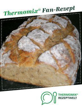 Kartoffelbrot schön saftig von Bukowski. Ein Thermomix ® Rezept aus der Kategorie Brot & Brötchen auf www.rezeptwelt.de, der Thermomix ® Community.