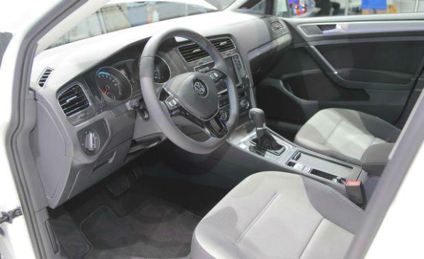 Volkswagen E Golf Interior