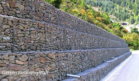 Gabion Technologies India Pvt Ltd Manufacturer And Geo Engineering Solution Provider Manufacturing Gabion Wall Beautiful Nature