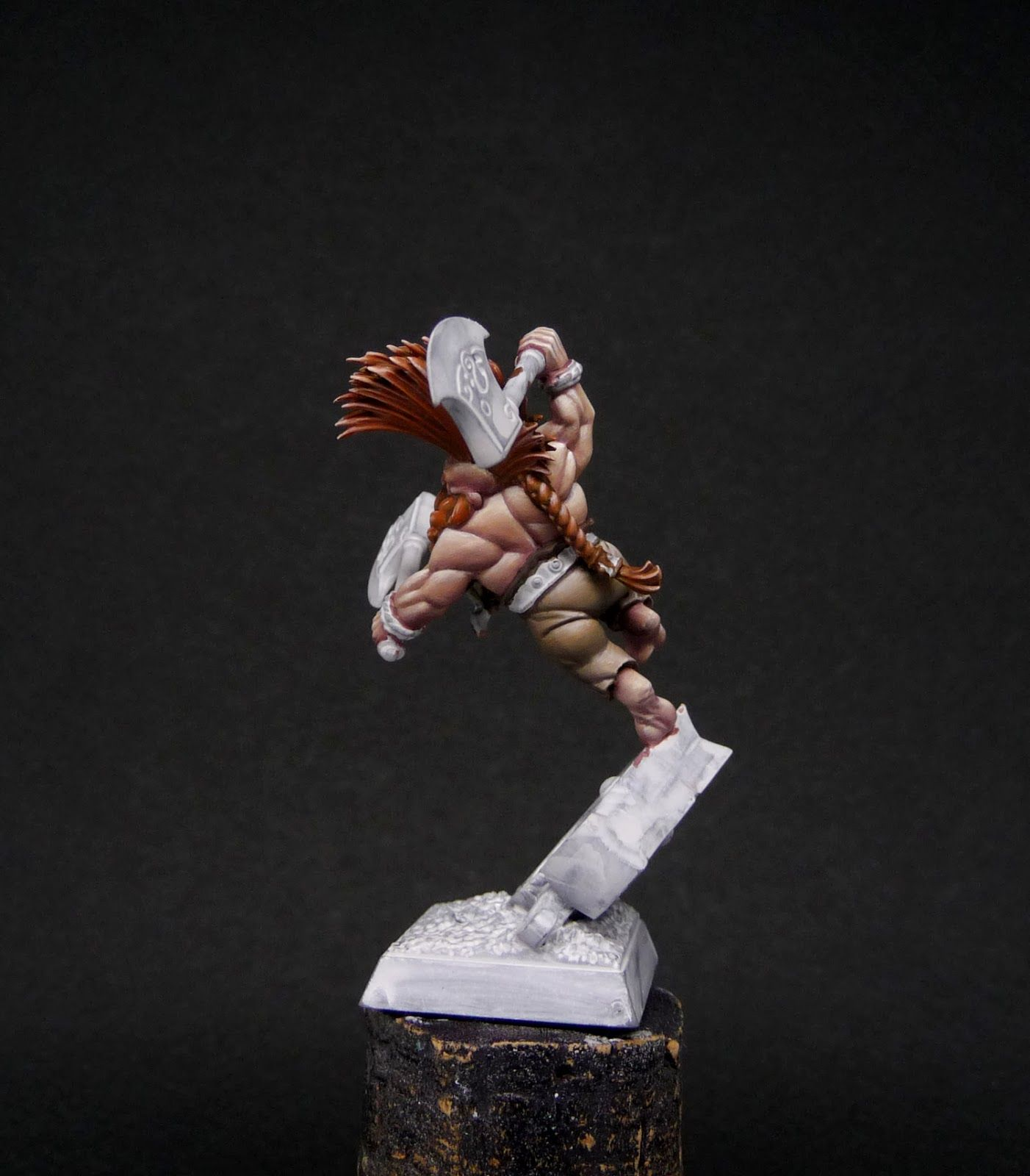 The Week Of The Slayers!!! Miniatures, Brush, Brother