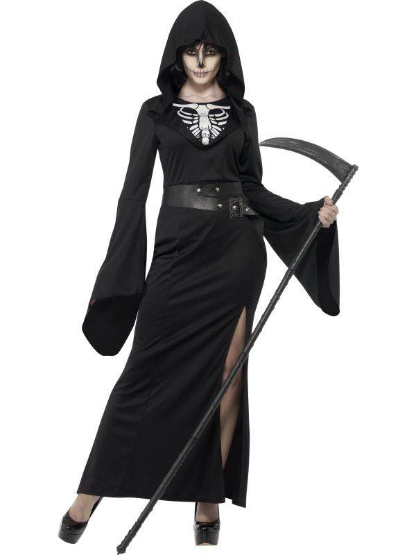 Customiser robe blanche halloween