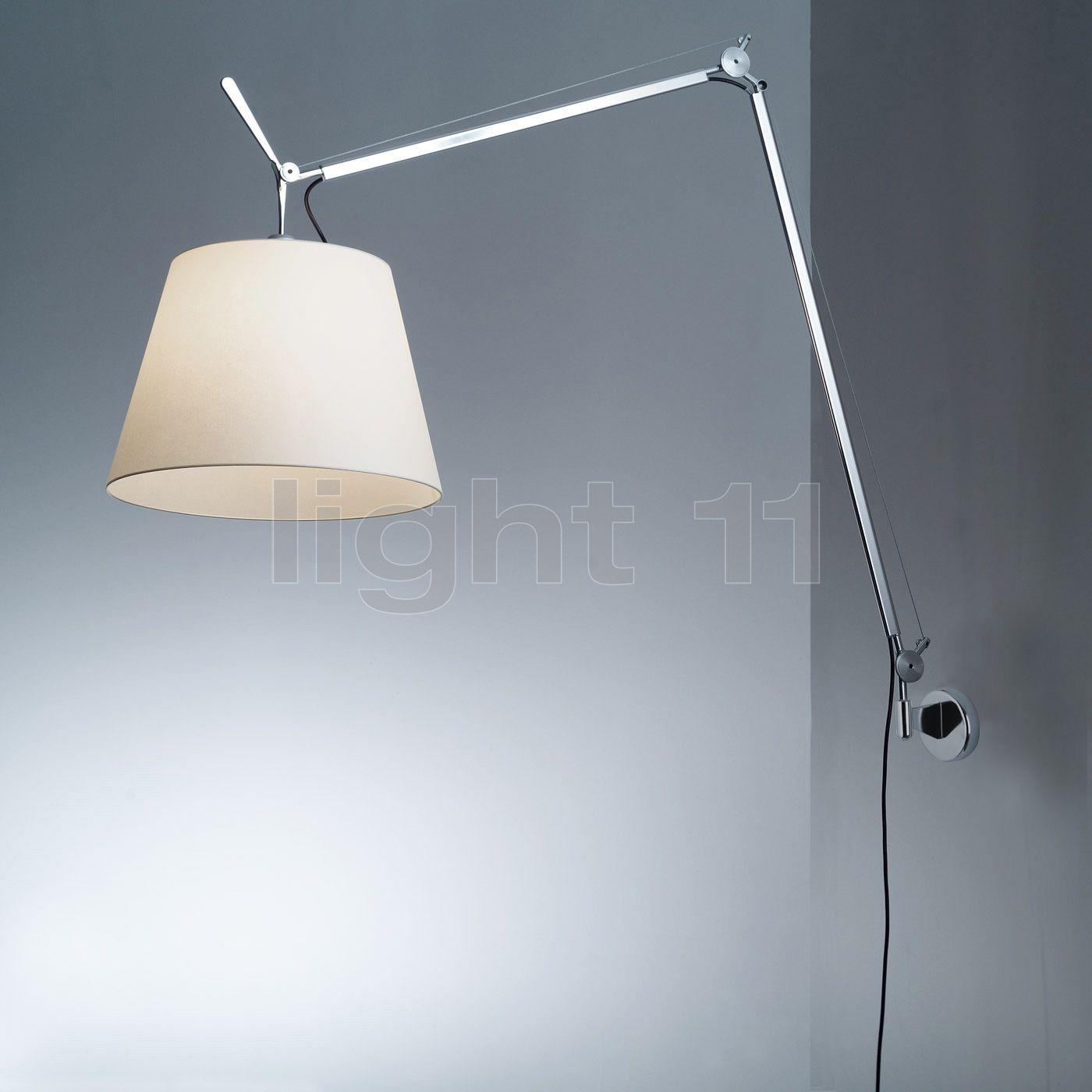 artemide tolomeo mega parete wandlampen lampen verlichting light11nl