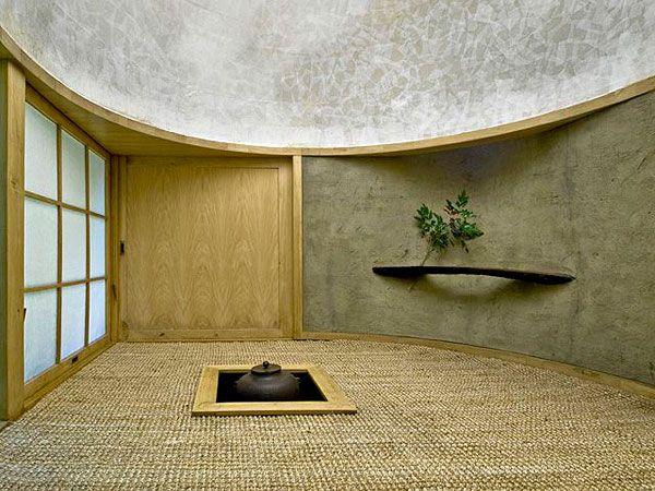 Čajový dom v záhrade – minimálny priestor na stretnutia