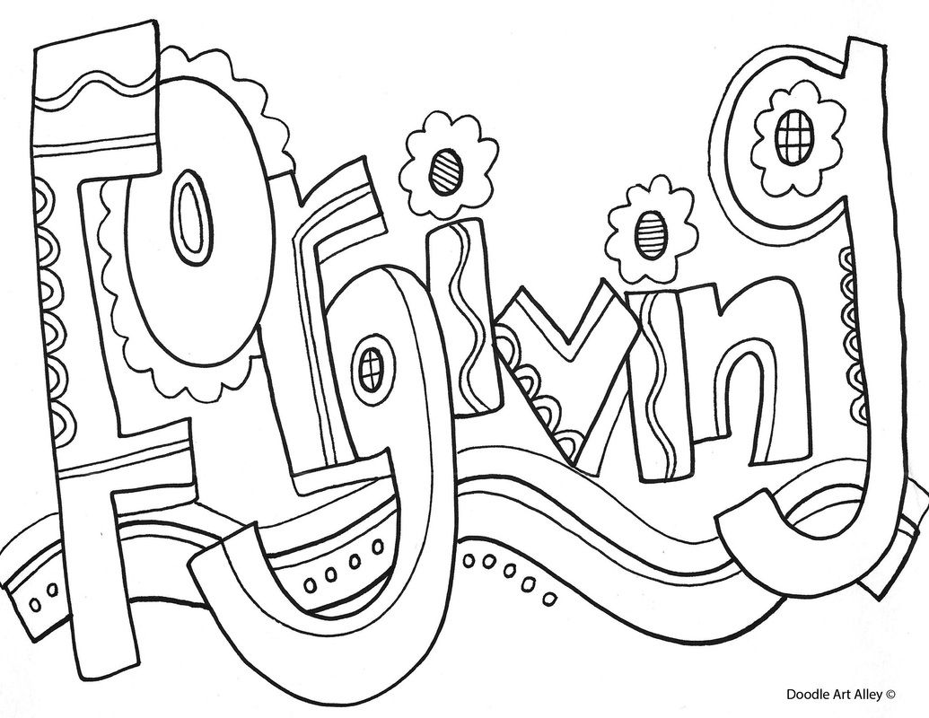 characteristics of successful students coloring page classroom