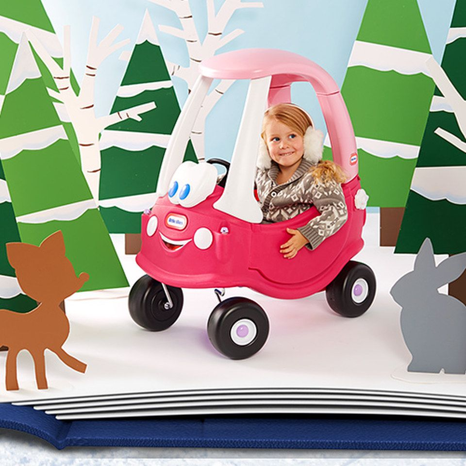 Take a look at the Little Tikes event on zulily today