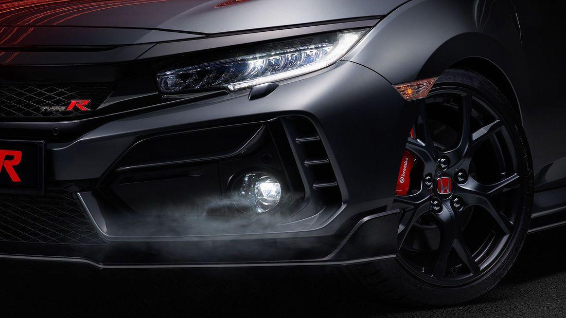 Honda Civic Type R (2020) Modellpflege und neue