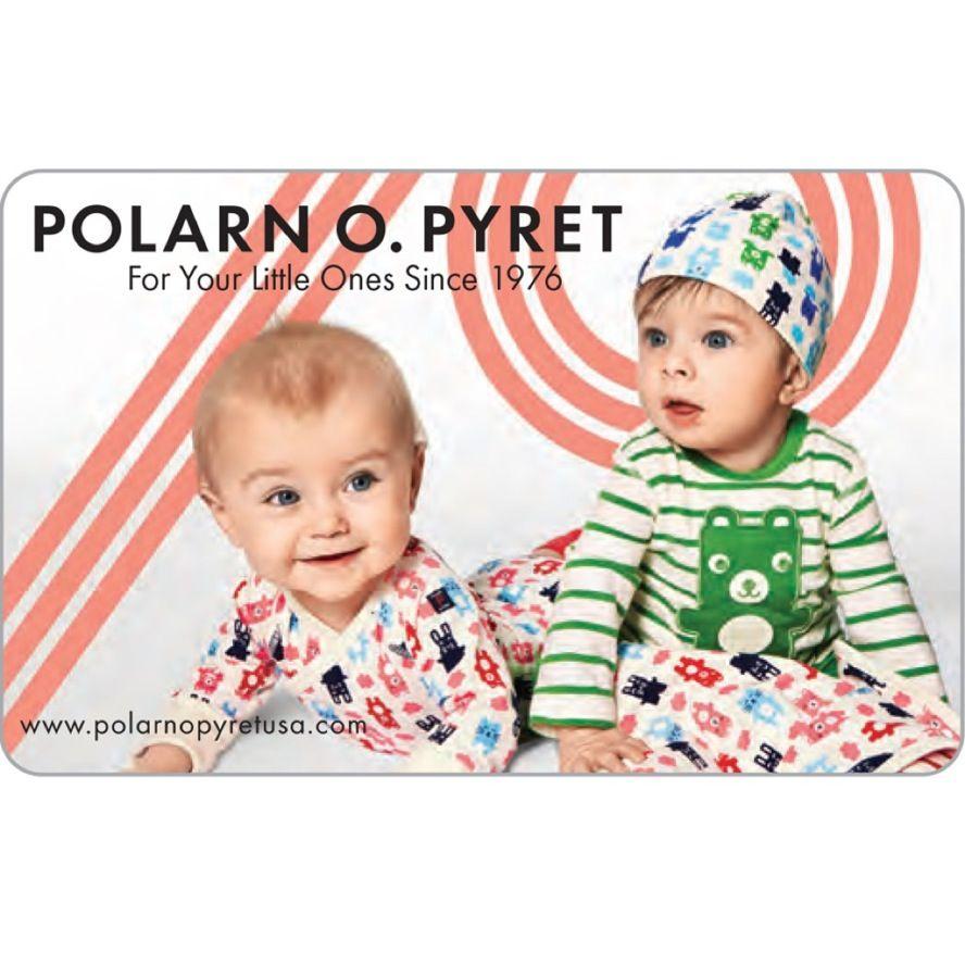 Polarn O Pyret Newborn Layette Gift Card Baby Layette