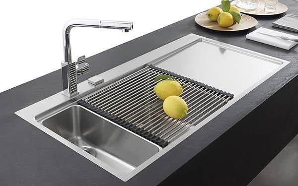 Évier Planar 8 Inox u2013 Franke Marie claire, Kitchens and Sinks