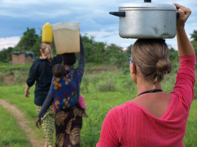 Rejsen går til Malawi