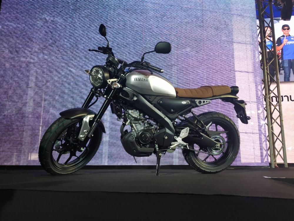 All New Yamaha Xsr155 Mobil
