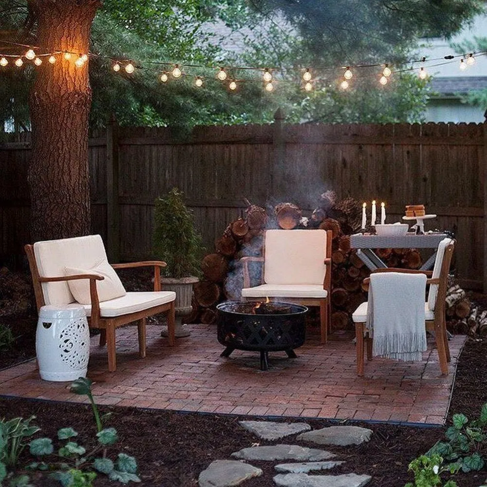 27 amazing backyard makeovers that are perfect for entertaining 18 #backyardidea…