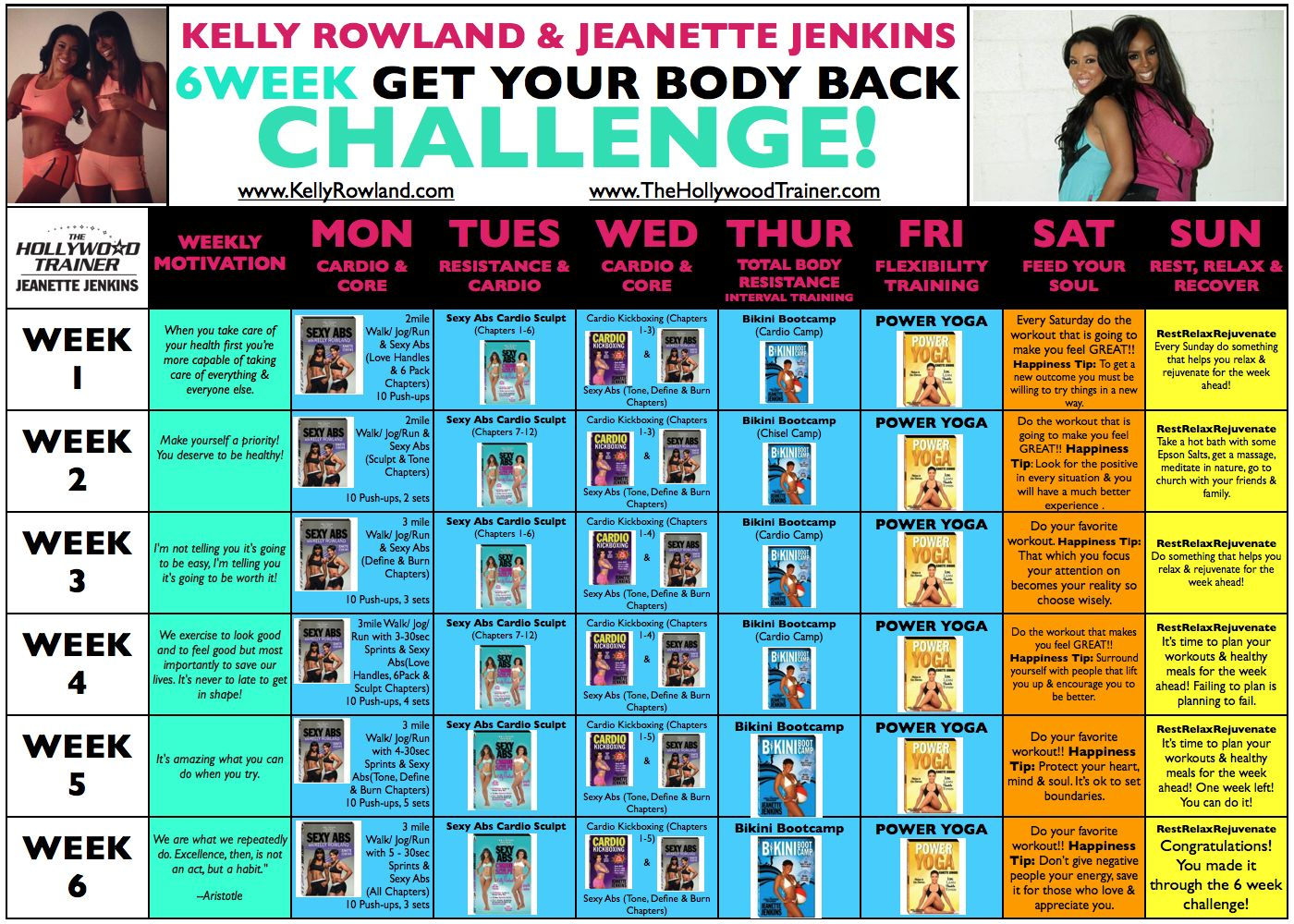 Sacs Get Your Body Back 6 Week Challenge Copy 001 Jpg 1400 1000 Jeanette Jenkins 6 Week Challenge How I Lost Weight