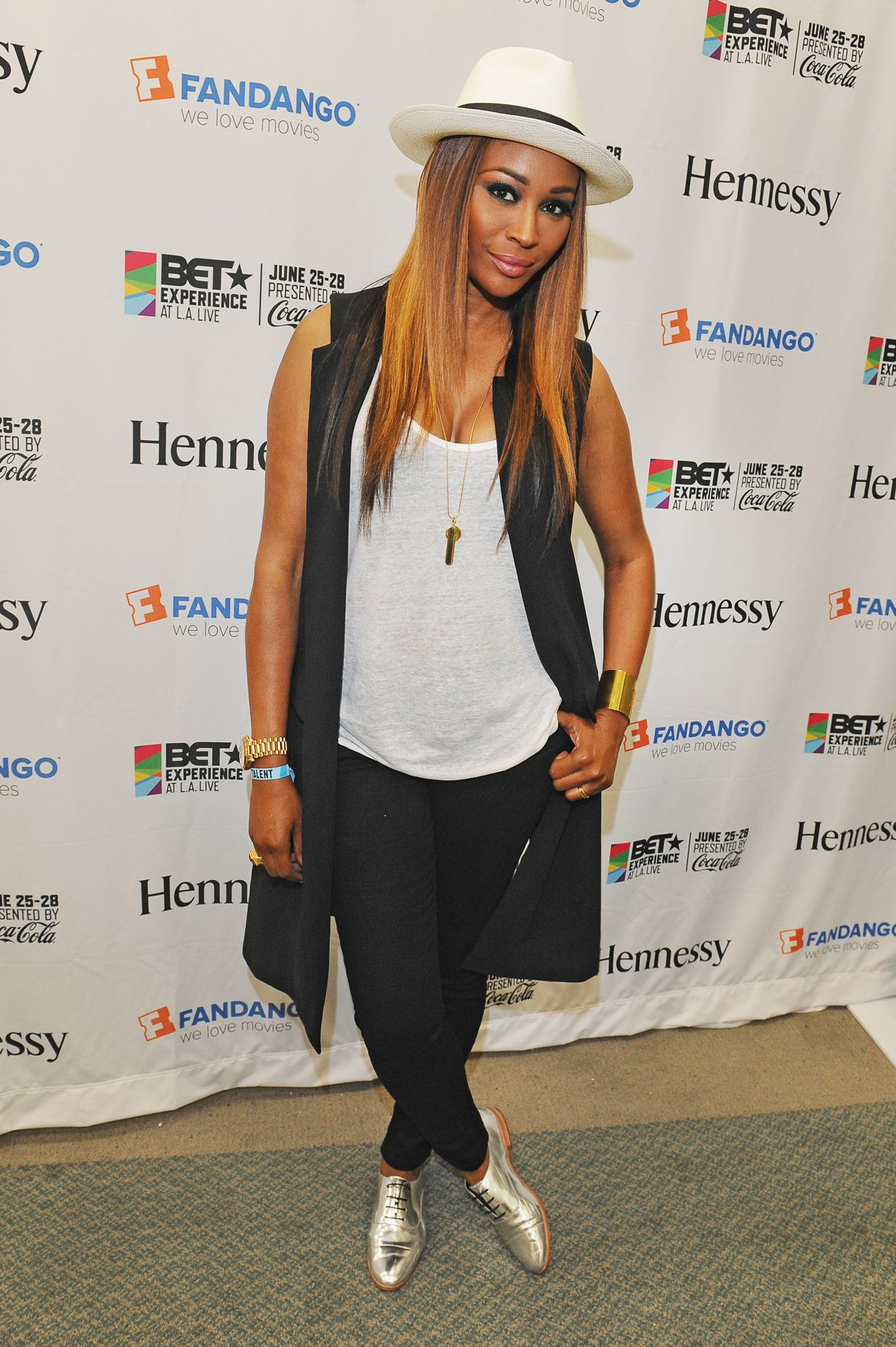 The Hottest Celebs Out About Cynthia Bailey Fashion Celebrity Style Icons